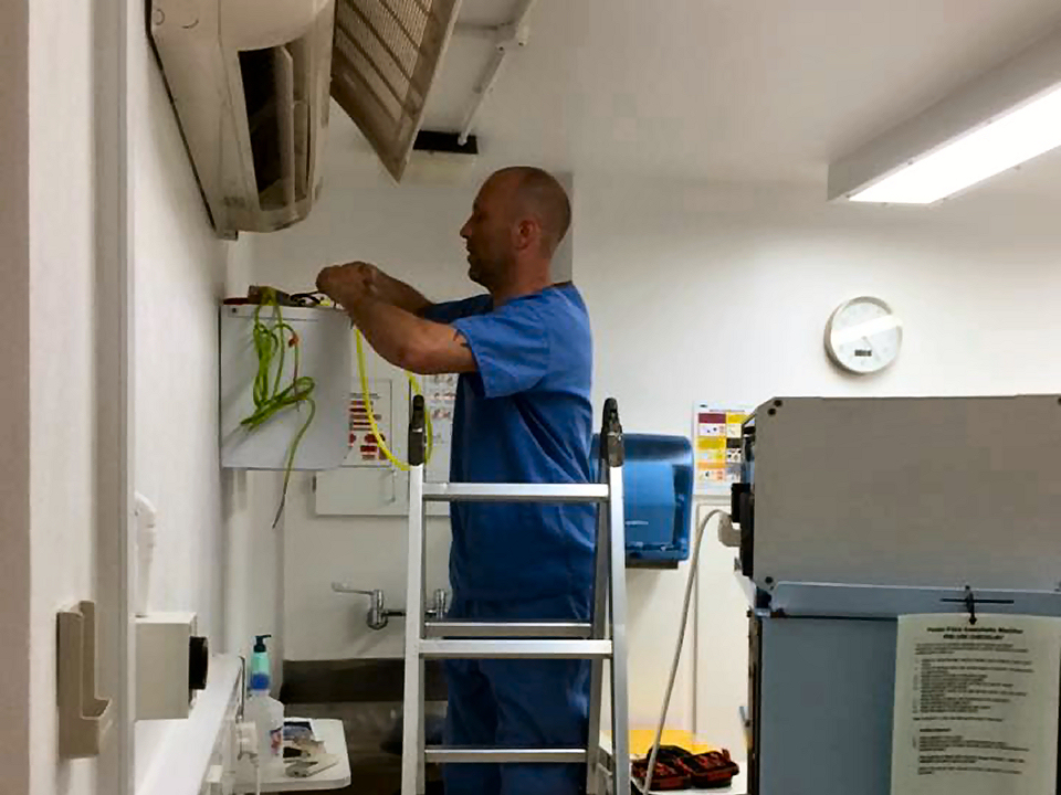 Commercial aircon image 2