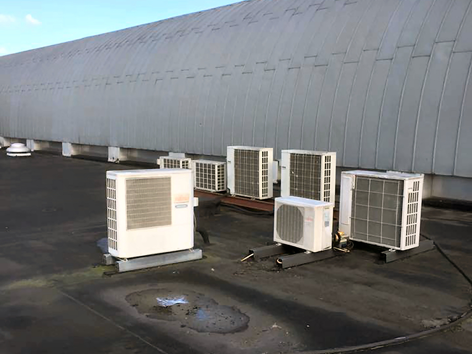 Commercial aircon image 5