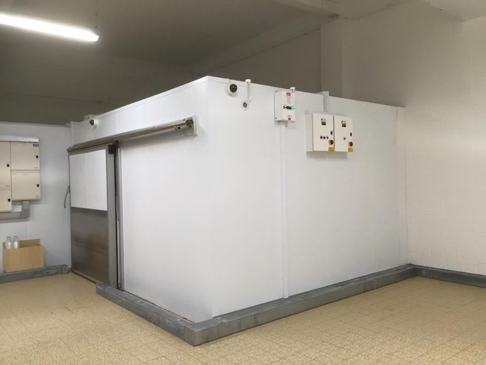 Refrigeration installation image 1