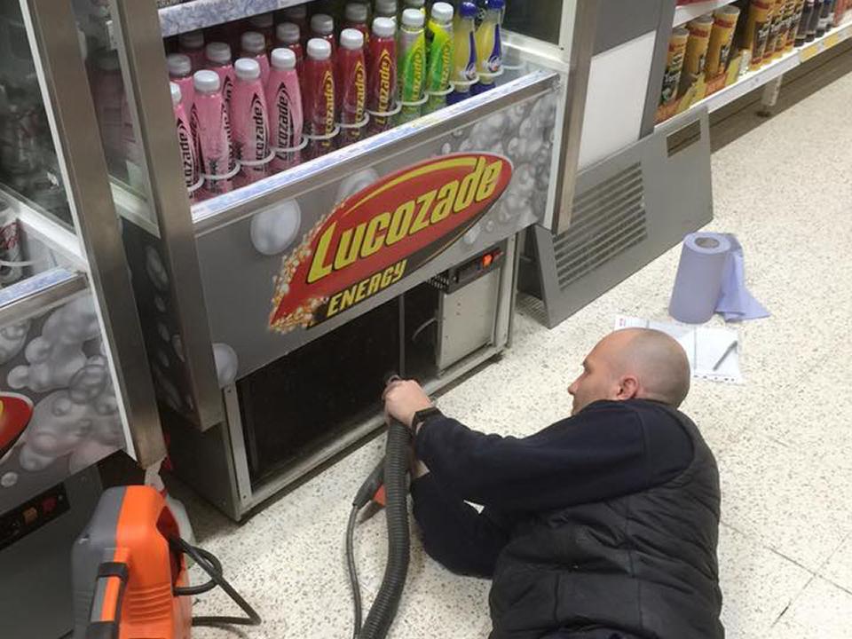 Refrigeration installation image 3